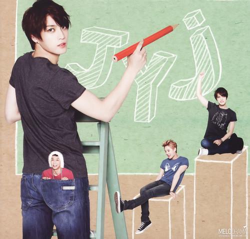 JYJ - '2013 Calender'