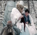 Jadis,Ginarrbrik and Edmund - jadis-queen-of-narnia photo