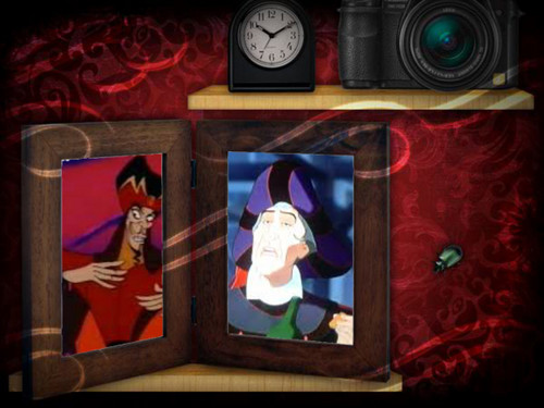 Jafar and Frollo