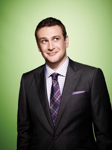 How I Met Your Mother wallpaper containing a business suit, a suit, and a double breasted suit titled Jason Segel/marshall eriksen