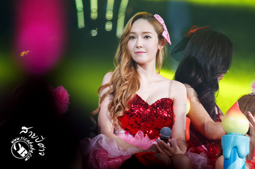 Jessica @ Girls' Generation World Tour in Taipei