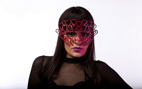 Jessie J wallpaper called Jessie J mask