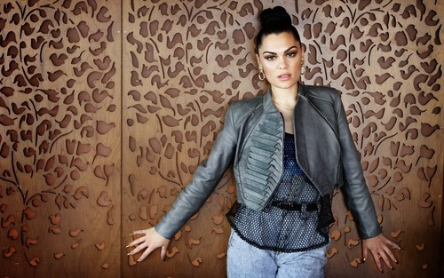 Jessie J serious