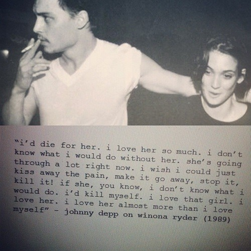 Johnny & Winona