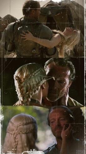 Jorah & Dany