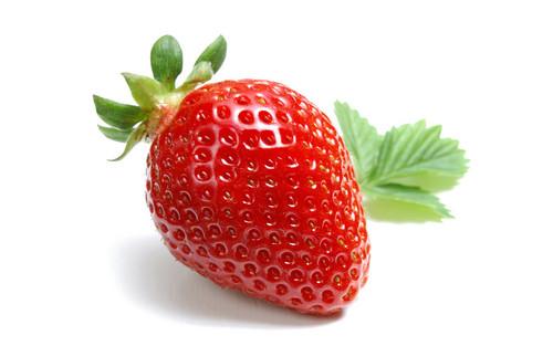 Juicy Red Strawberries ♡