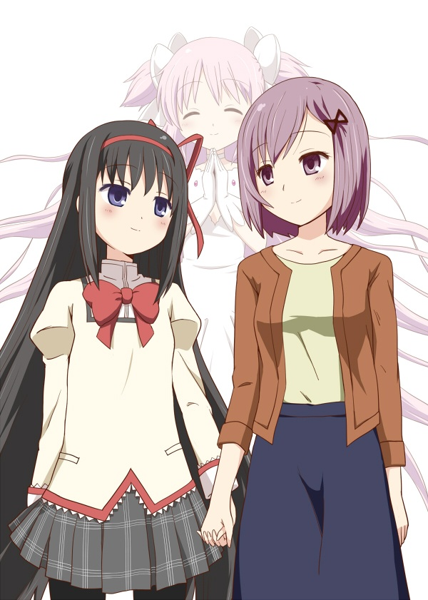 Junko & Homura