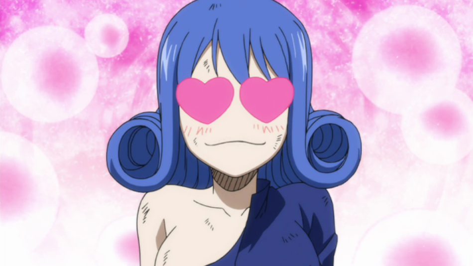 Anime Characters With 3 Eyes : Juvia lockser images