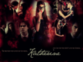 Katherine Pierce - the-vampire-diaries-tv-show wallpaper