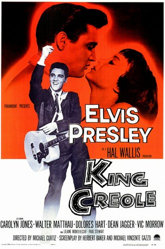 King Creole | Poster ಇ