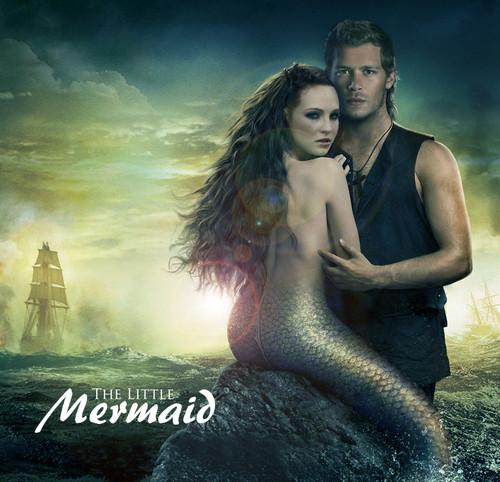 Klaroline Fairytale Edits Beauty & the Beast, The Little Mermaid