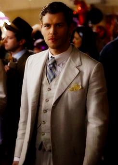 Klaus + suit