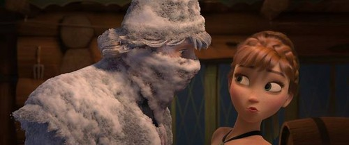 Kristoff and Anna First Meeting