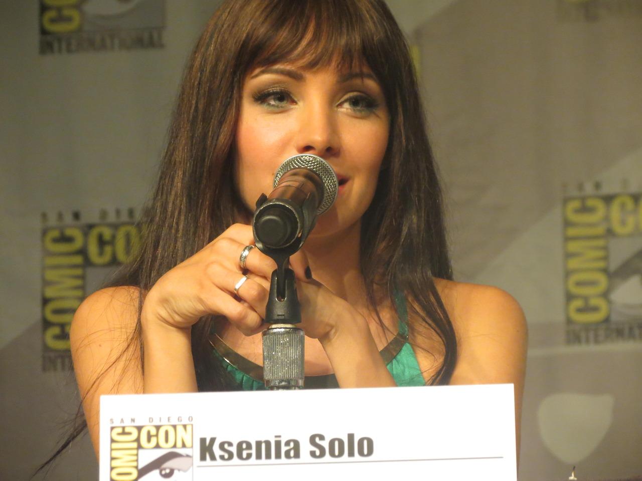 Ksenia Solo Boyfriend Newhairstylesformen2014 Com