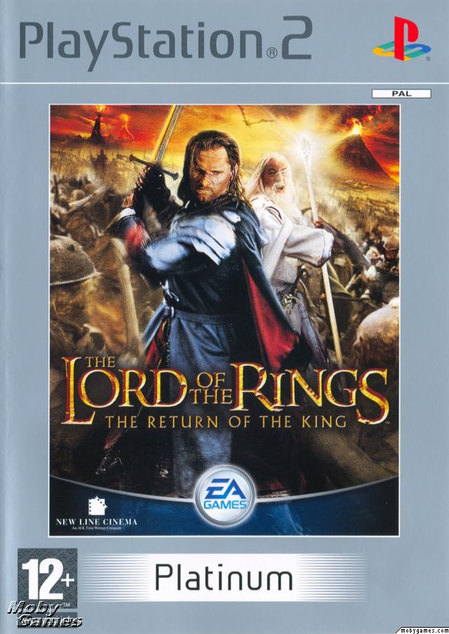 Ps Lord Of The Rings Return Of The King