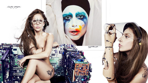 lady gaga wallpaper possibly with a portrait called Lady Gaga Applause (Artpop 2013)