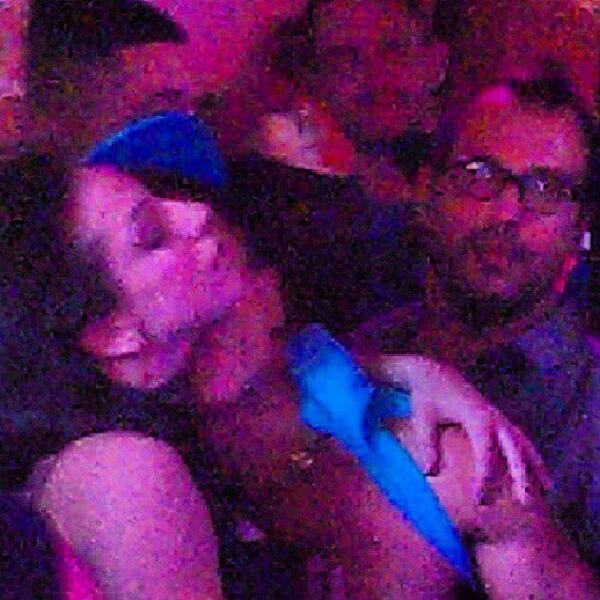 Lady Gaga at a bar in Los Angeles (Aug. 11)