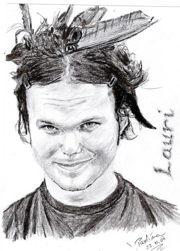 Lauri portrait