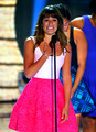 Lea giving her Beautiful speech at the 2013 Teen Choice Awards - lea-michele photo