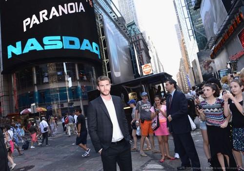 Liam at NASDAQ