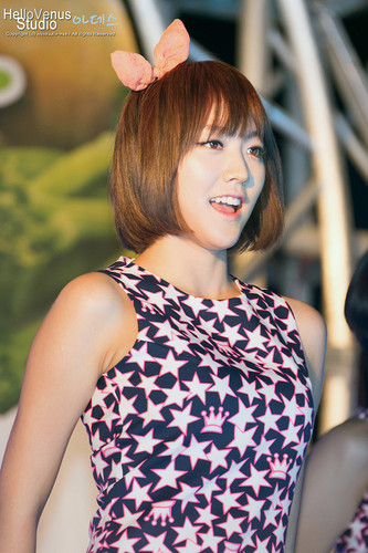 Lime (Hello Venus) - Hwacheon Market Celeb Marketing Pics