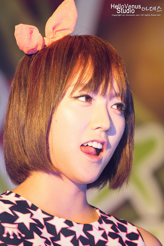 lime, calce (Hello Venus) - Hwacheon Market Celeb Marketing Pics