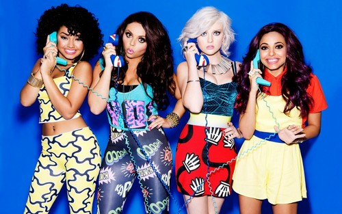 Little Mix Обои titled Little Mix