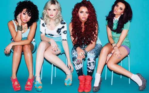 little mix fondo de pantalla probably with a traje de baño called Little Mix