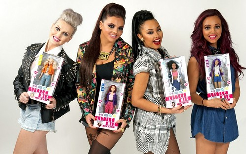 Little Mix achtergrond entitled Little Mix