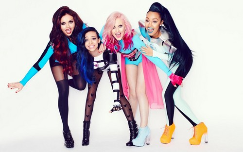little mix fondo de pantalla called Little Mix