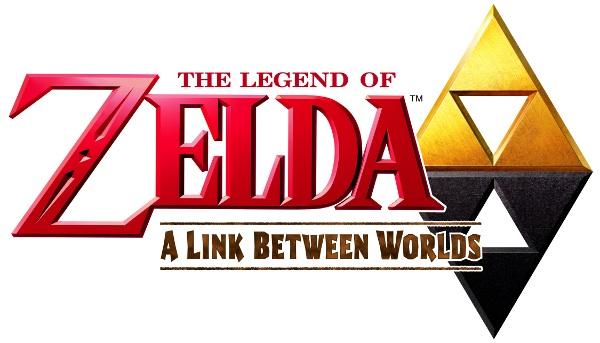 The Legend Of Zelda A Link Between Worlds Images Logo Wallpaper And