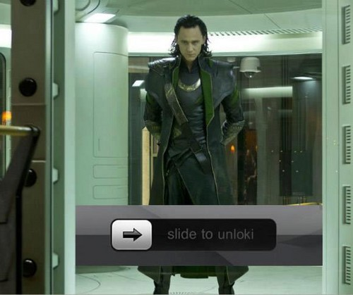 Loki spam 'n stuff.