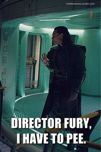 Loki spam 'n stuff.