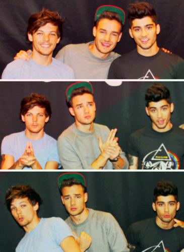 Lou, L¡am & zayn