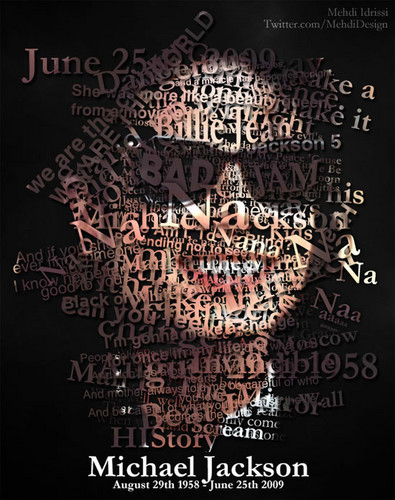 Michael Jackson wallpaper probably containing a sign titled MJ art