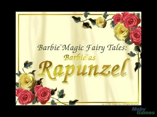 Magic Fairy Tales: बार्बी As Rapunzel