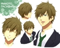 Makoto Tachibana!<3