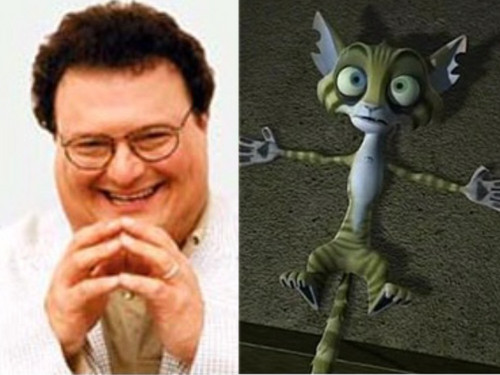 Max & Wayne Knight
