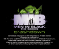 Men in Black: The Series - Crashdown