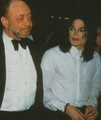 Michael And Bill Bray - michael-jackson photo