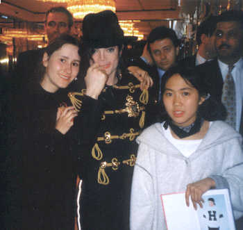 Michael And His Fans