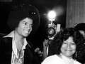 Michael And His Mother, Katherine - the-jackson-5 photo
