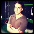 Michael Trevino Behind the Scenes of TVD Season 5 Promotional Photoshoot - michael-trevino photo