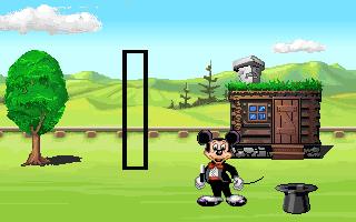 Mickey's Farben & Shapes