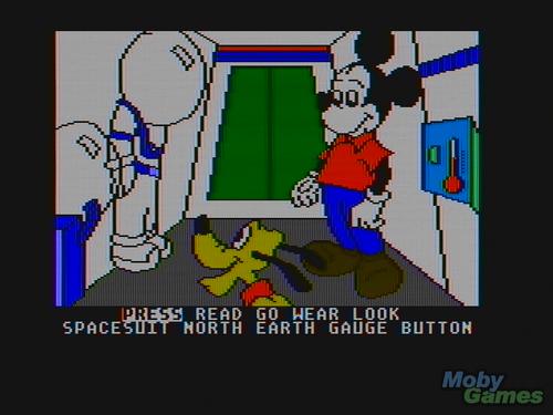 Mickey's Космос Adventure