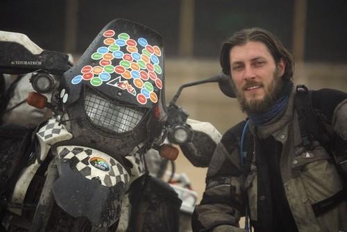 Mihai Barbu famous romanian people romanians bikers