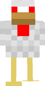 minecraft Evil Chicken :D