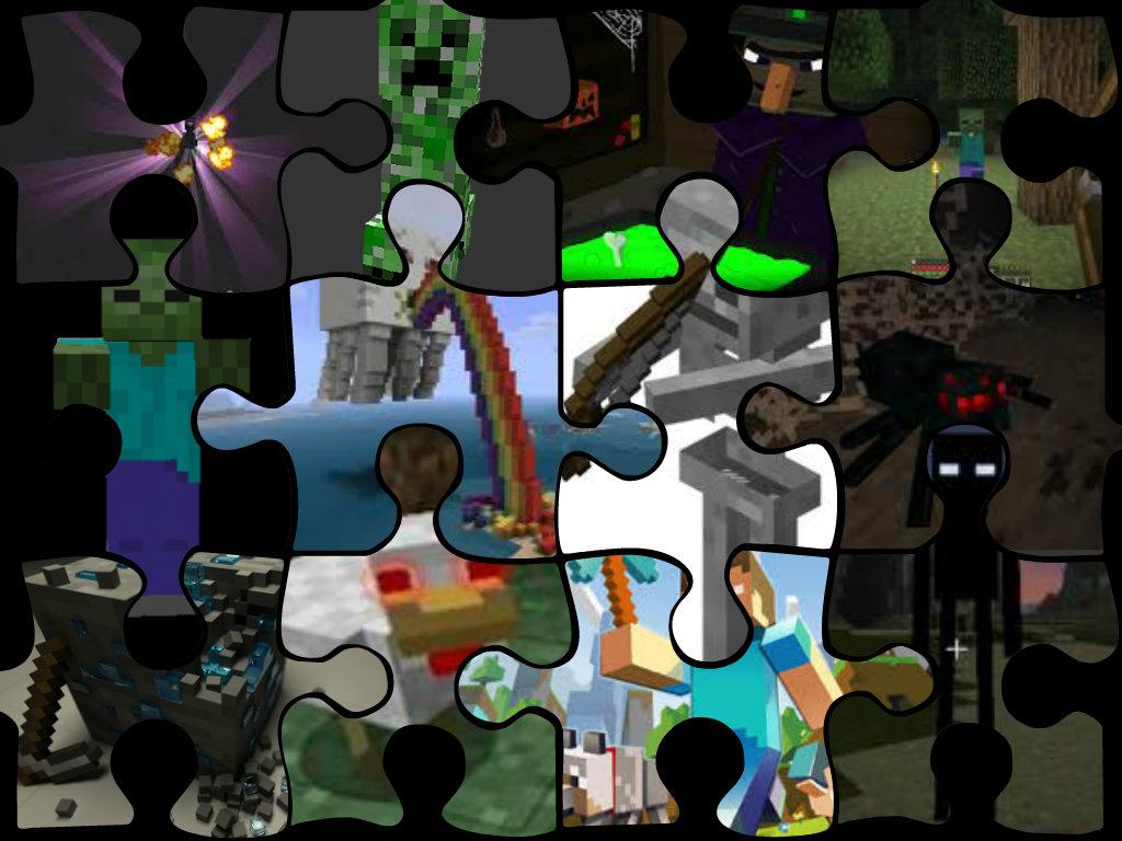Beautiful Wallpaper Minecraft Computer - Minecraft-collage-computer-games-35297728-1024-768  Pic_601769.jpg