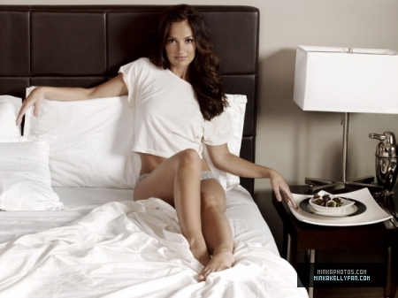 Minka Kelly wallpaper titled Minka Kelly