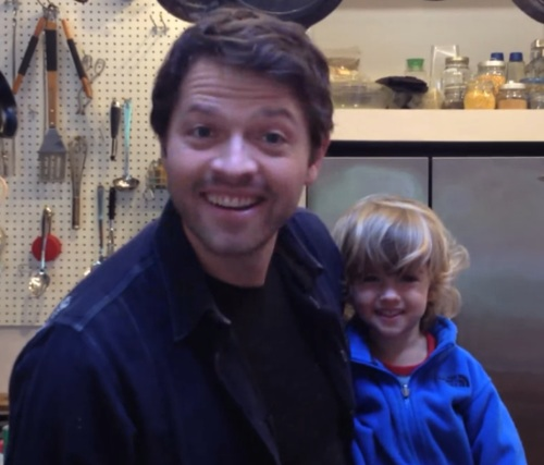 Misha and West - Supernatural Babies Photo (35285435) - Fanpop
